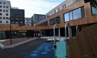 Samedi-visite – École maternelle Solange Fernex