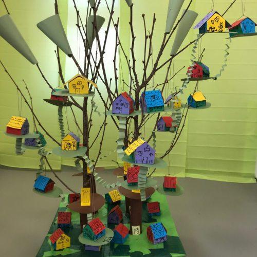 L'arbre de vie - GS / École maternelle Vauban, Strasbourg / Lauréat
