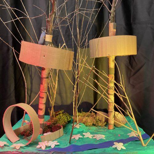 360° - CE1 / Accueil de loisirs La souris verte de Lampertheim / 1er Prix ex-aequo