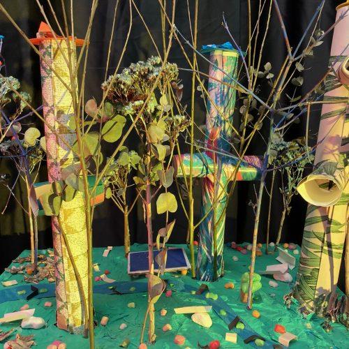 Periscopes - CE1 /  Accueil de loisirs La souris verte de Lampertheim / 1er Prix ex-aequo