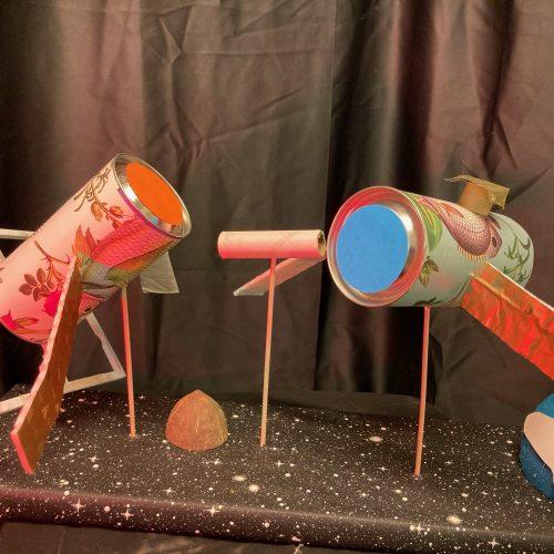 L'arche spatiale - CM2 / Accueil de loisirs et périscolaire La souris verte de Lampertheim