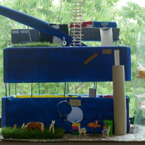 Aqua Home - CM1-CM2 / École de l'avenir, Lingolsheim / Compliments du jury