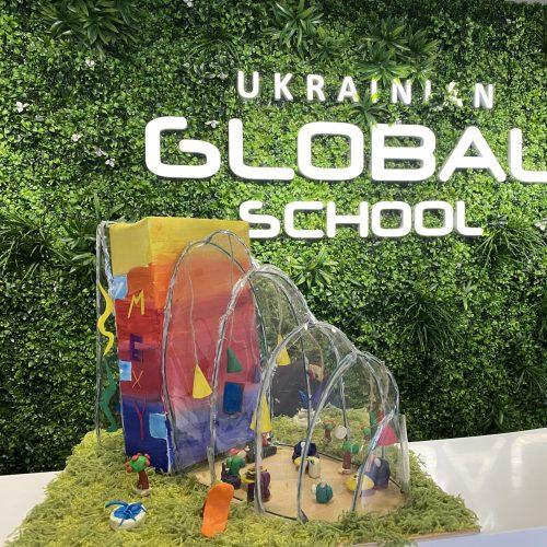 MEXY / Ukrainian Global School / 1er Prix