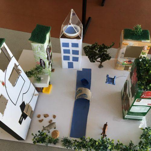 Meine Stadt der Zukunft - 5e2 / Collège Maxime Alexandre, Lingolsheim