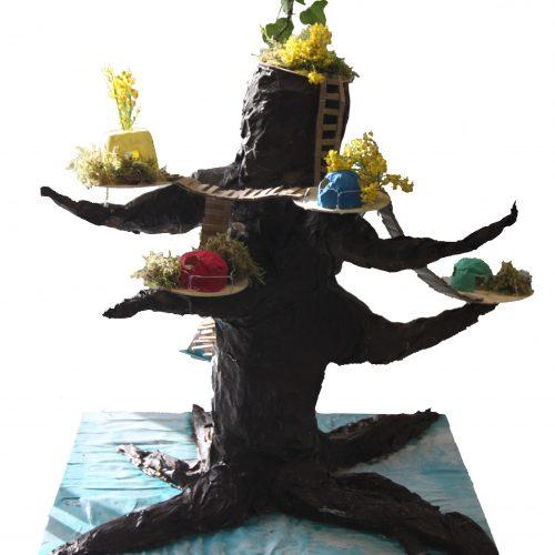 Baobabhousing - 4e / Collège Freppel, Obernai / 1er Prix