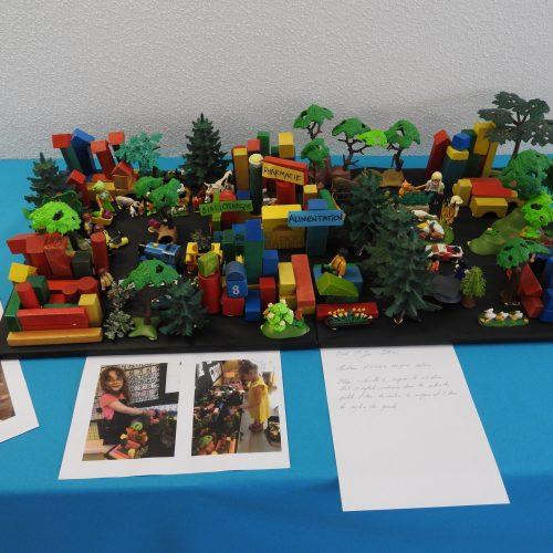 La forêt en ville - PMS / École Institution St Jean / Coup de coeur