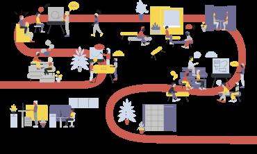 Fortbildung ophelis – Grundlagen der Konzeption und Planung von Arbeitswelten