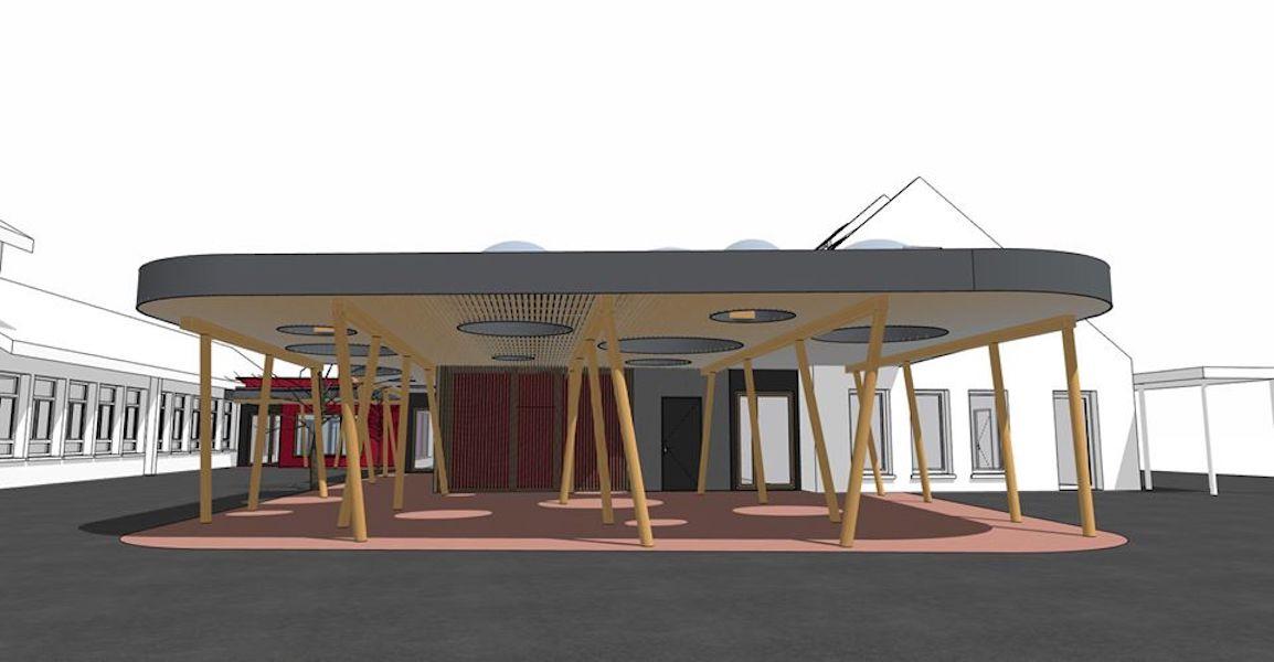 Extension de l'école maternelle du Centre