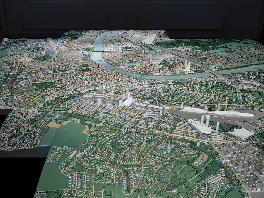 "AT 2020: Forum Städtebau ""Basel 2050"""