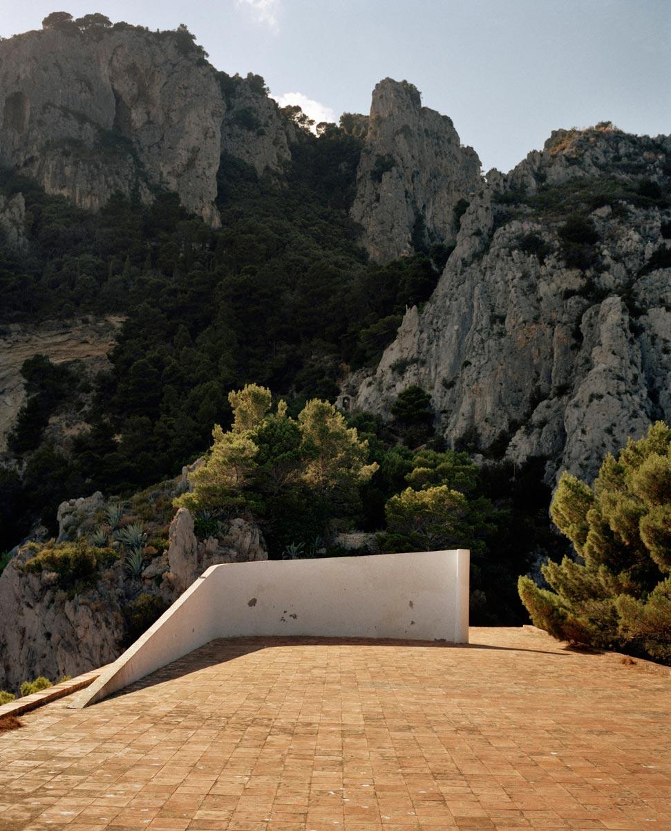 Maison-Visite – La Villa Malaparte, Capri