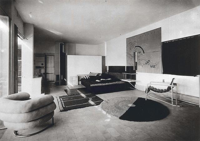Maison-Visite – La Villa E-1027, une oeuvre habitable