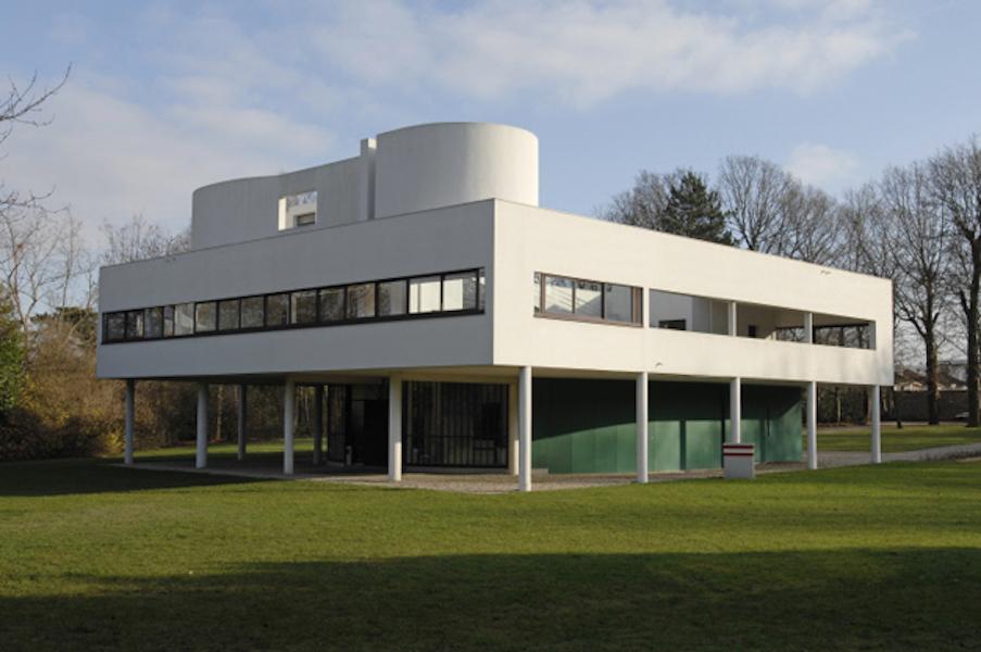 Maison-Visite – La Villa Savoye