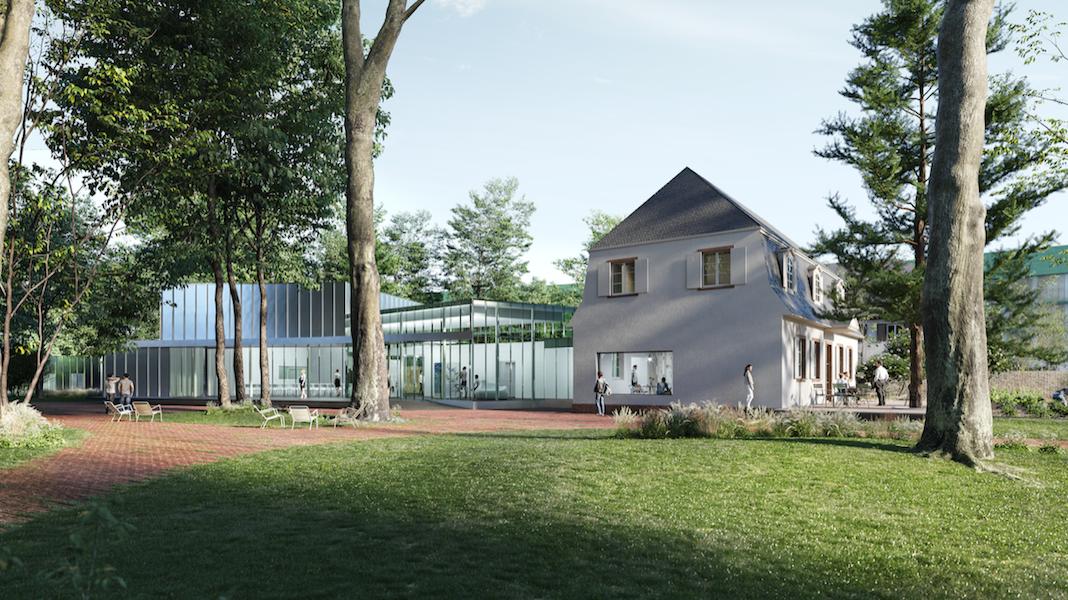 Cinq concours d'architecture de la Ville et de l'Eurométropole de Strasbourg