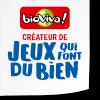 Logo Bioviva pour fond coloré
