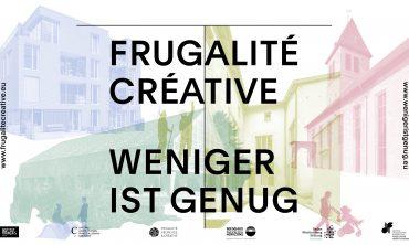 Ausstellung Frugalité créative – Weniger ist genug