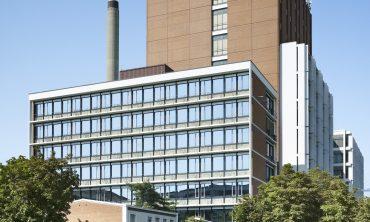 Des structures porteuses uniques : Bâtiment administratif Thomy Franck