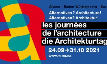 Alternatives constructives ou comment faire architecture « autrement », avec « autre chose », avec trois associations dans le vent