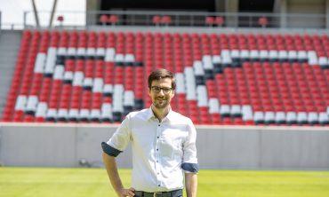 Le nouveau stade de football, le SC-Stadion de Fribourg. Un fleuron national pour la ville durable de Fribourg