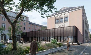 Führung durch das Konferenzzentrum SIM (Société Industrielle de Mulhouse)