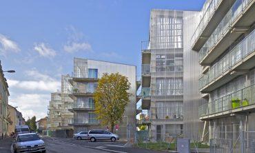 Alternativen und Wiederverwendung im Wohnungsbau, Entdeckungstour in Mulhouse