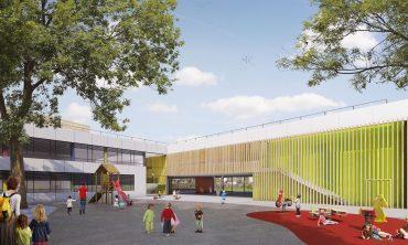 6 réalisations récentes de la Ville et de l'Eurométropole de Strasbourg – École du Hohberg