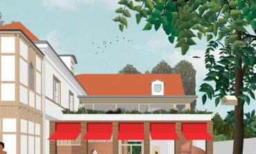 6 réalisations récentes de la Ville et de l'Eurométropole de Strasbourg – Centre socioculturel Port du Rhin