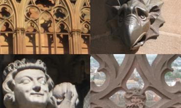 Das Münster im Detail – ein Bilderrätsel